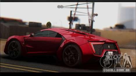 KISEKI V2 [0.076 Version] para GTA San Andreas por diante tela