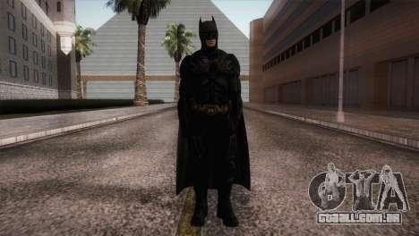 Batman Dark Knight para GTA San Andreas segunda tela