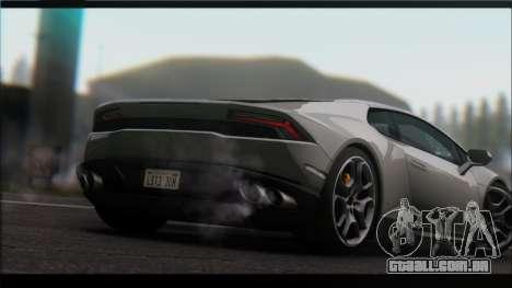 KISEKI V2 [0.076 Version] para GTA San Andreas segunda tela