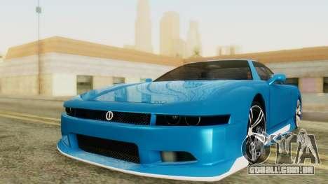 Infernus BMW Revolution para GTA San Andreas