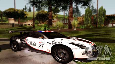 Dark ENB Series para GTA San Andreas