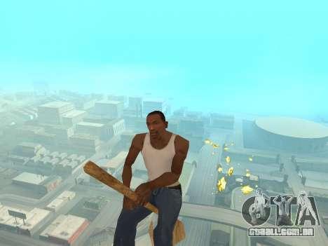 Vassoura para GTA San Andreas