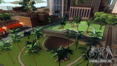 Dark ENB Series para GTA San Andreas sétima tela