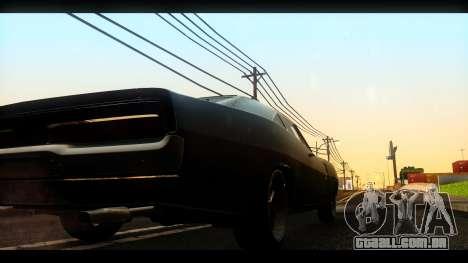 MAC_True ENB [0.248] para GTA San Andreas sexta tela