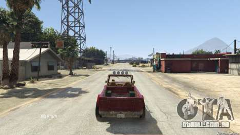 GTA 5 Flight Speedometer V 2.0 terceiro screenshot