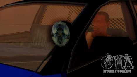 Police HSV VT GTS SA Style para GTA San Andreas vista direita