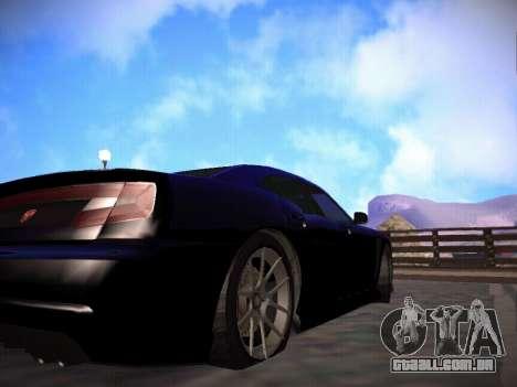 T.0 Secret Enb para GTA San Andreas segunda tela