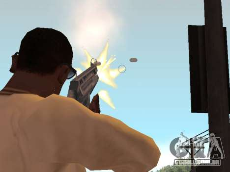 Cleo Weapon Zoom para GTA San Andreas