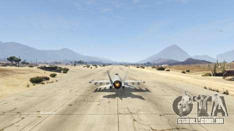 GTA 5 Flight Speedometer V 2.0 quarto screenshot
