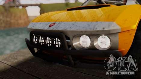 Coil Brawler Gotten Gains para o motor de GTA San Andreas