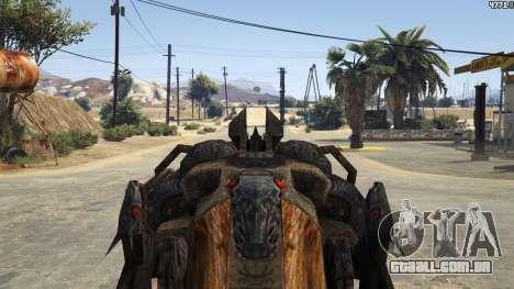 GTA 5 Mob of the Dead Blundergat sexta imagem de tela