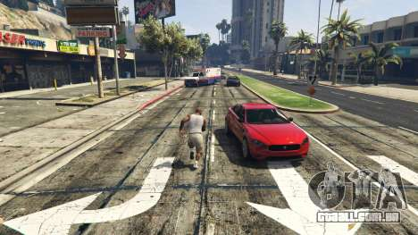 GTA 5 AngryPeds nono screenshot