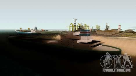 Dark ENB Series para GTA San Andreas nono tela
