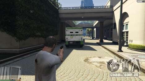 GTA 5 NewHeists [.NET] V. 0.2.5 nono screenshot