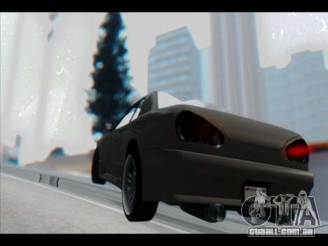 Elegy Lumus para as rodas de GTA San Andreas