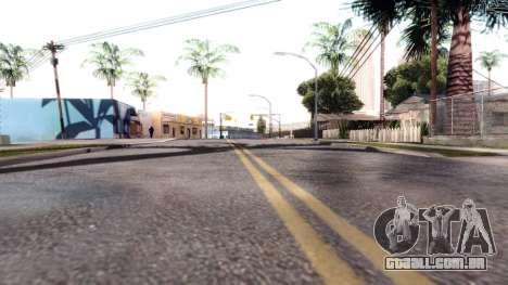 Dark ENB Series para GTA San Andreas sexta tela