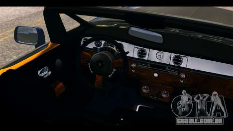Rolls-Royce Phantom 2013 Coupe v1.0 para GTA 4 vista direita