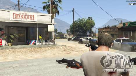 GTA 5 Real Life Mod 1.0.0.1 oitmo screenshot