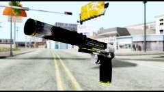 USP-S Torque para GTA San Andreas
