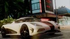 NFS Rivals Koenigsegg Agera R Racer