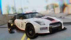 Nissan GT-R GT1 Sumo para GTA San Andreas