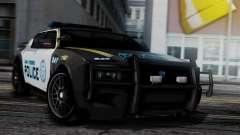 Hunter Citizen Police SF IVF para GTA San Andreas