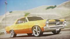 Pontiac GTO 1965 para GTA San Andreas