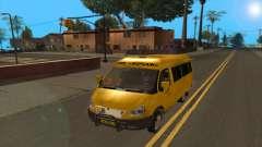 GAZ 2705 TMK velozes e furiosos para GTA San Andreas