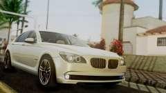 BMW 7 Series F02 2012