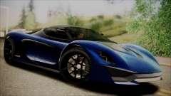 GTA 5 Grotti Turismo R SA Style