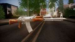 AK-47 v1 from Battlefield Hardline para GTA San Andreas