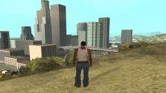 Aumentar a amplitude de vetorização para GTA San Andreas