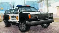 Police 4-door Yosemite