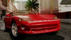 Dodge Viper RT 10 1992 para GTA San Andreas