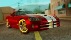 Dodge Viper SRT10 para GTA San Andreas