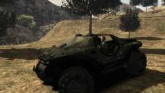 Conselho de segurança DA onu M12 warthog do Halo Reach para GTA 4