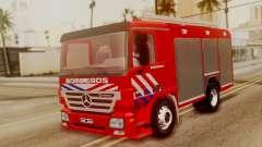 Mercedes-Benz Actros Bomberos