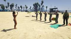 Firing Squad para GTA 5