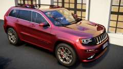 Jeep Grand Cherokee SRT8 2015 v1.0 para GTA 4