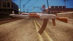 AK-47 v7 from Battlefield Hardline para GTA San Andreas