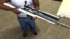 Bitten Sniper Rifle para GTA San Andreas
