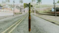 Tomahawk from Silent Hill Downpour