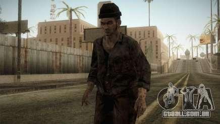 RE4 Don Manuel para GTA San Andreas