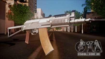 AKC-47У do campo de Batalha linha-dura para GTA San Andreas