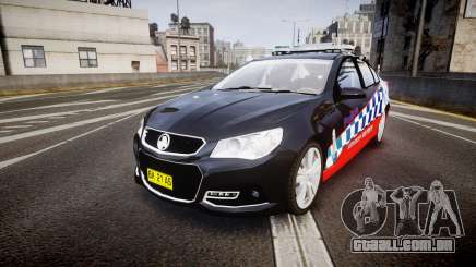 Holden VF Commodore SS Highway Patrol [ELS] para GTA 4
