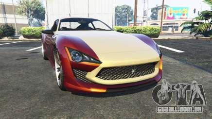 Lampadati Furore GT Maserati para GTA 5