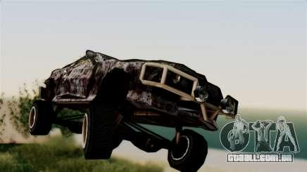 Post-apocalyptic Buffalo para GTA San Andreas