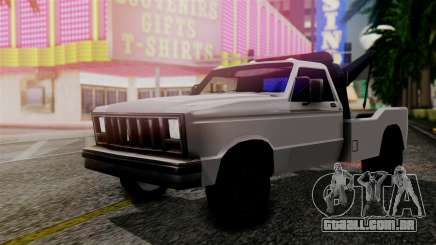 Towtruck New Edition para GTA San Andreas