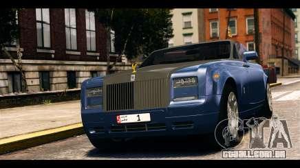Rolls-Royce Phantom 2013 Coupe v1.0 para GTA 4