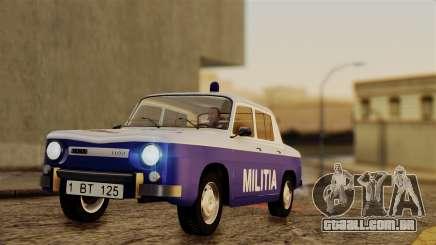 Dacia 1100 Militia para GTA San Andreas